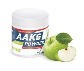 AAKG powder 150gr/30serv Apple (Яблоко)