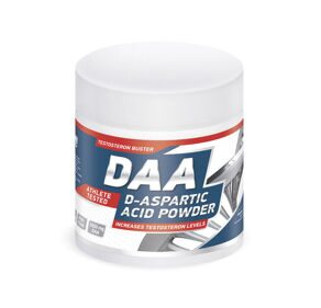 DAA D-ASPARTIC ACID powder 100g/33serv